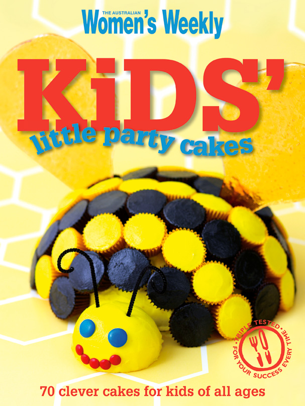 Kids' Little Party Cakes