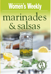 Mini-Marinades & Salsas